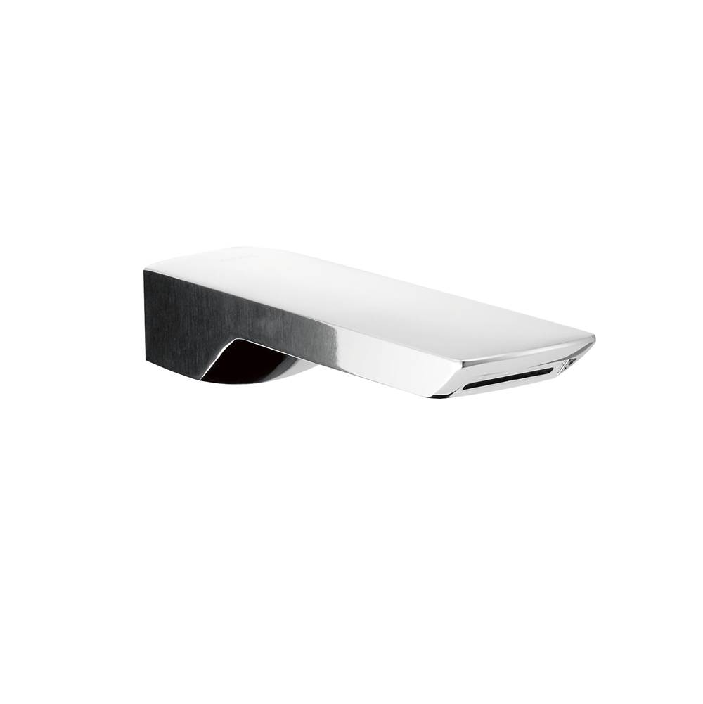 Toto TS230EV#BN Wyeth Diverter Wall Spout Brushed Nickel